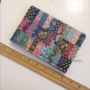 Vera Bradley identification journal